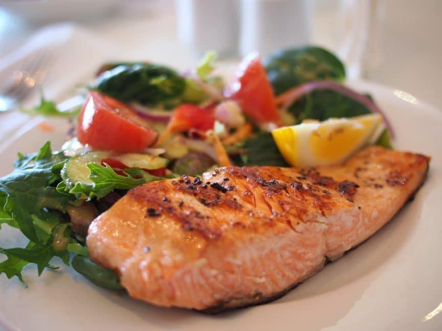 תפריט תזונה נכונה לחיטוב