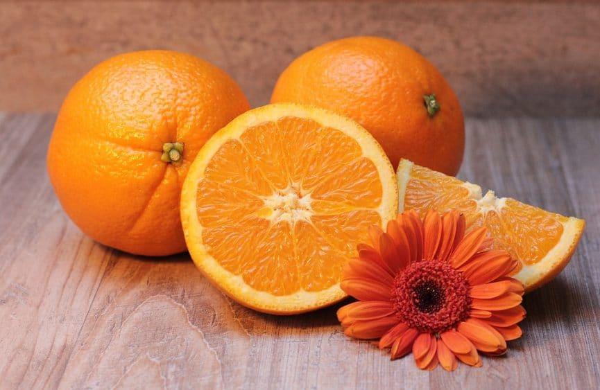 אכילת תפוז
